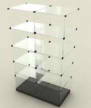 Продам витрины стеклянные