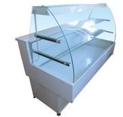 Продам холодильную витрину Иней RMK кондитер. новая