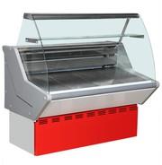 Холодильная витрина Нова ВХС-1, 2,  новая